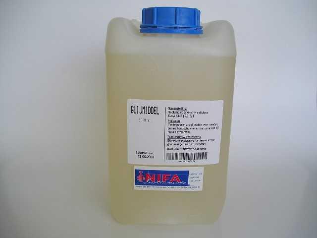 glijmiddel 5 liter